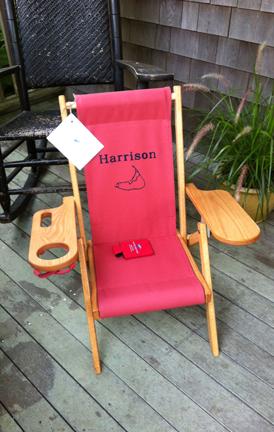 Canvas Beach Chairs